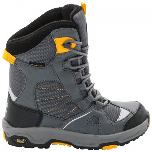 Полусапоги детские Jack Wolfskin BOYS SNOW RIDE TEXAPORE 4012042-3802