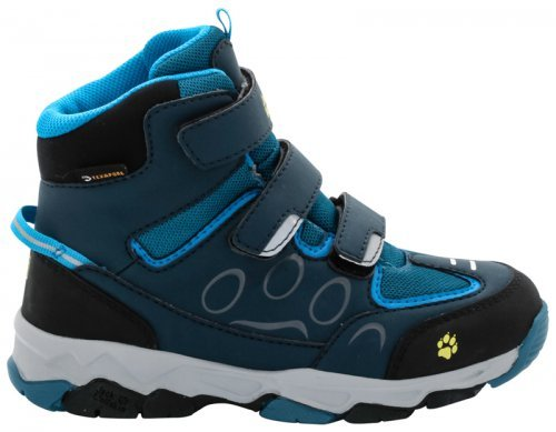 Ботинки детские Jack Wolfskin MTN ATTACK 2 TEXAPORE MID VC 4020461-1121