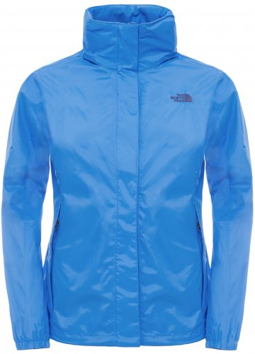 Куртка женская The North Face W RESOLVE JACKET T0AQBJ-FSJ-CLEAR-LAKE-BLUE-PATRIOT-BLUE