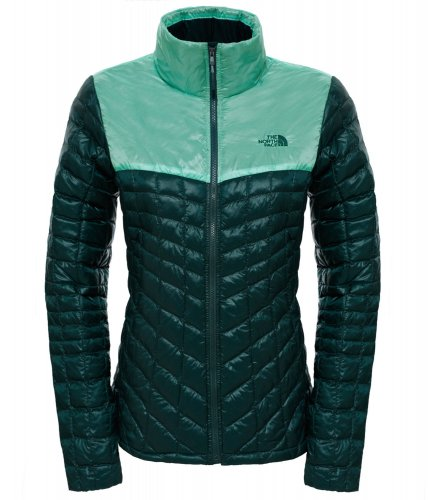 Куртка женская The North Face W THERMOBALL FULL ZIP JACKET T0CUC6-MRW-Darkest-Spruce-Ice-Green