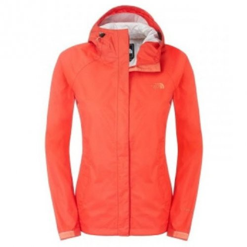 Куртка женская The North Face W VENTURE JACKET T0A8AS-1F6-TOMATO-RED