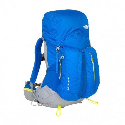 Рюкзак The North Face BANCHEE 50 T0A1P8-L0D-NAUTICAL-BLUE-ENERGY-YELLOW