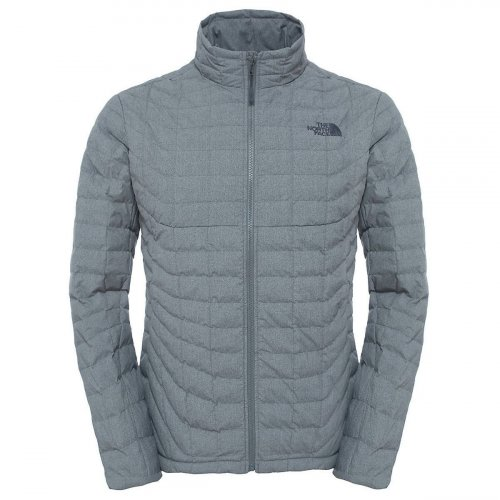 Куртка The North Face ThermoBall Full Zip Jacket T0CMH0-KDD-Fusebox-Grey-Texture