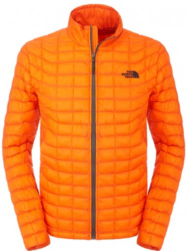 Куртка The North Face ThermoBall Full Zip Jacket T0CMH0-V0W-PERSIAN-ORANGE