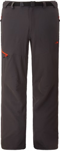 Брюки The North Face M PASEO PANT T0A0UH-NA6-ASPHALT-GREY-ACRYLIC-ORANGE