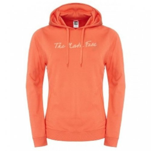 Толстовка женская The North Face W OPEN GATE HOODIE LIGHT T0CER2-V3S-EMBERGLOW-ORANGE