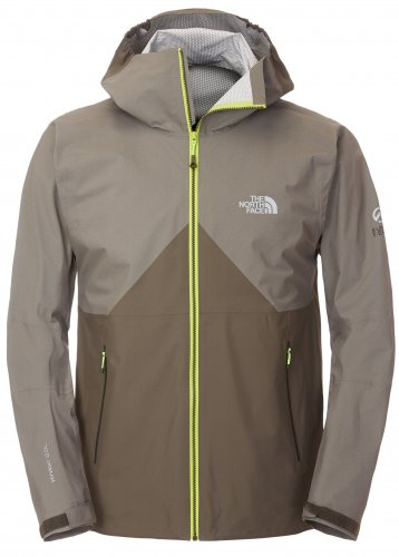Куртка The North Face M FUSEFORM ORIGINATOR JACKET T0CW14-W8E-BLACK-INK-GREEN