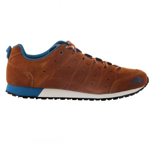 Кроссовки The North Face HEDGEHOG RETRO SNEAKER T0CCE6-ANU-ADOBE-BROWN-HERON-BLUE