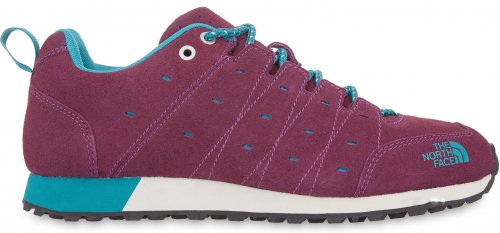 Кроссовки The North Face HEDGEHOG RETRO SNEAKER T0CKK1-APL-DARK-CURRANT-PURPLE-INDIAN-TEAL-BLUE