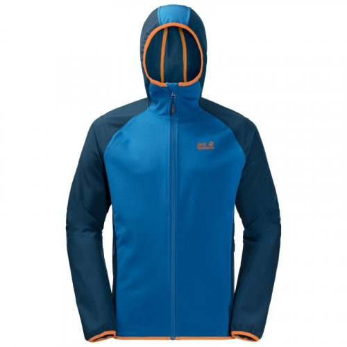 Шел Jack Wolfskin ZENON SOFTSHELL MEN 1305132-1062