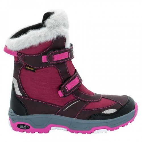 Ботинки детские Jack Wolfskin GIRLS SNOW FLAKE TEXAPORE 4012013-2103