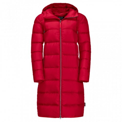 Пуховик жіночий Jack Wolfskin CRYSTAL PALACE COAT 1204131-2505