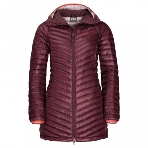 Пуховик жіночий Jack Wolfskin ATMOSPHERE COAT W 1204691-2740