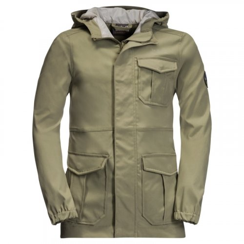 Вітровка дитяча Jack Wolfskin LAKESIDE SAFARI JACKET KIDS 1608301-4288