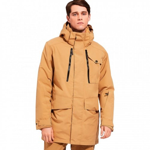 Пуховик Jack Wolfskin CASTLE HILL JACKET M 1113111-5064