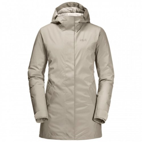 Пуховик женский Jack Wolfskin COLD BAY JACKET W 1113691-6260